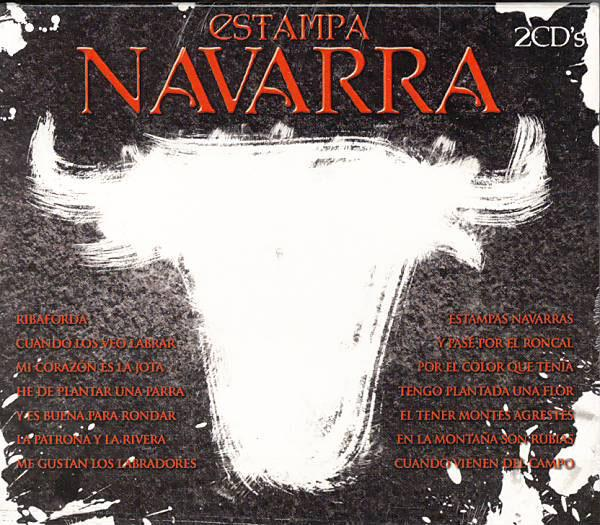 Estampa Navarra. 2CDS