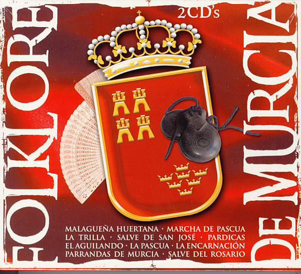 Folklore of Murcia. 2CDS