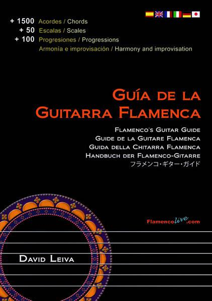 Guide de la Guitare Flamenco. David Leiva