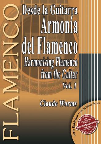 Harmonizing Flamenco from the guitar by Claude Worms