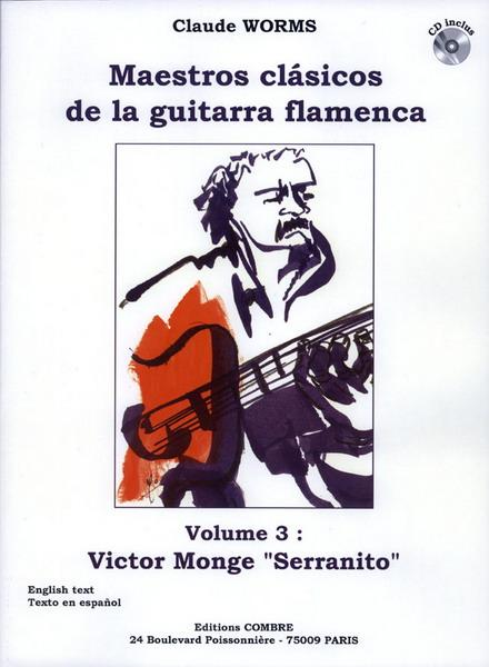 Libro de partituras + CD Victor Monge