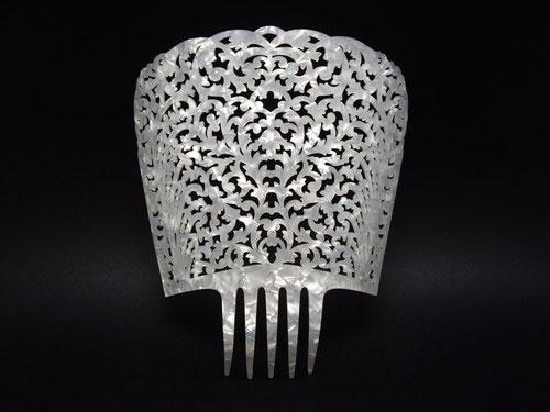 Mother of Pearl Comb - ref. 89P