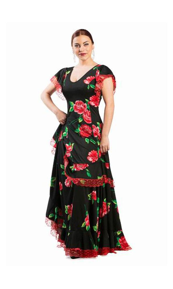 Flamenco Dress Model Tento