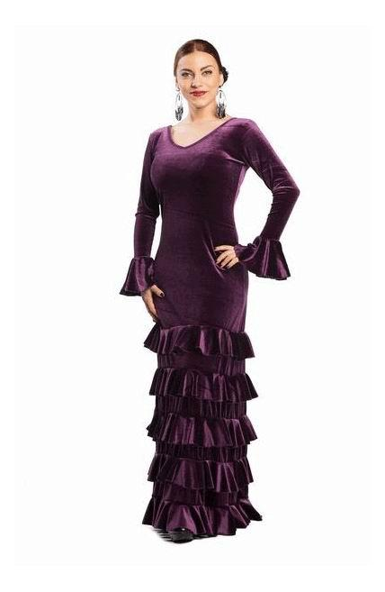 Flamenco Dress Silverio ref. 3817