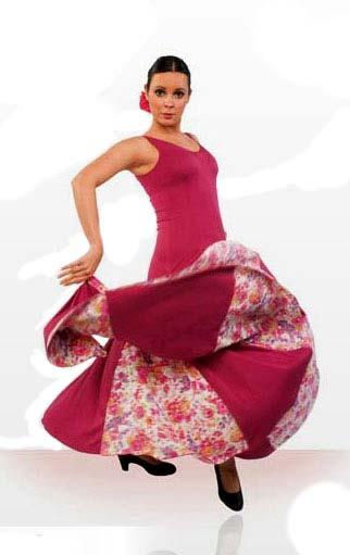 Robe de danse flamenco ref.E3693PS06PS147