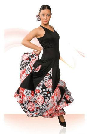 Flamenco dance dress ref.E4454PS13PS155PS154