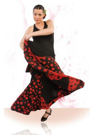 Flamenco dance dress ref.E4454PS13PS80PS81