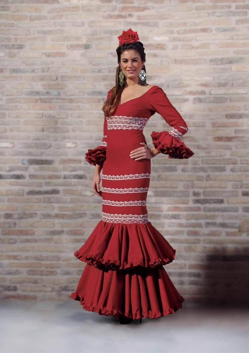 Flamenca costume Candela model