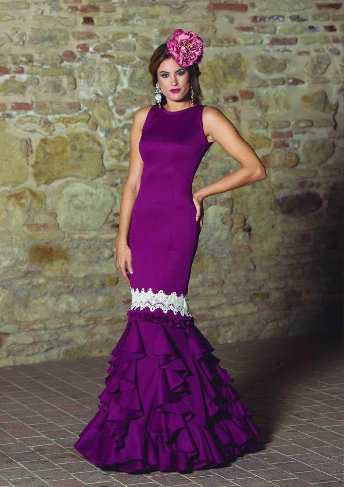 Flamenca Dress Magia. 2017-2018