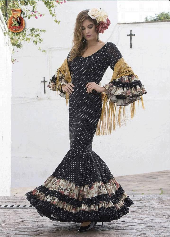 Flamenca Dress Model Zambra . 2017-2018