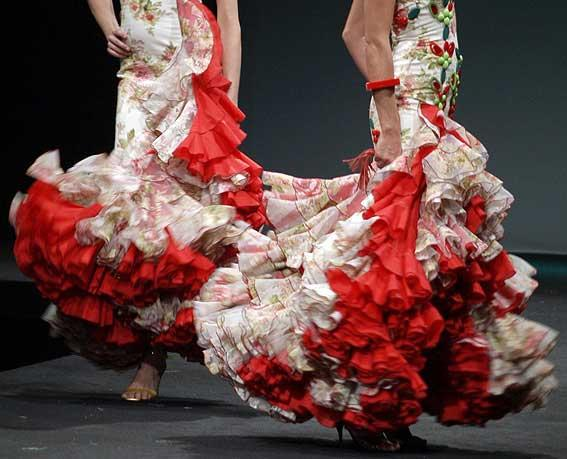 Flamenco outfits