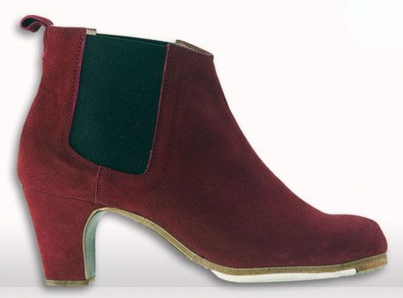 Flamenco Boot Begoña Cervera