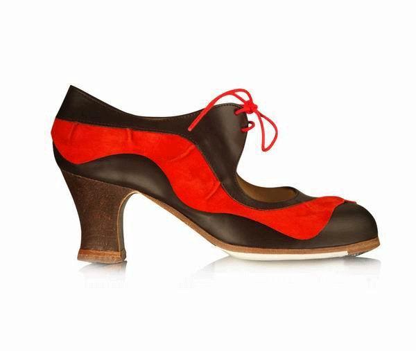 La importancia de los zapatos de flamenco FlamencoExport