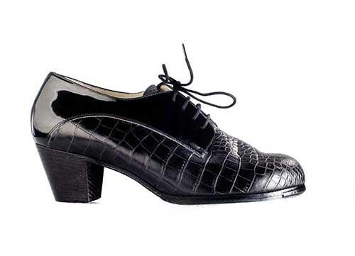 Chaussures Flamenco Begoña Cervera. Blutcher Pour Homme.