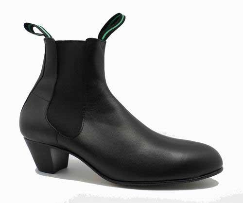 Happy Dance. Bottines pour Homme en Cuir sans Clous