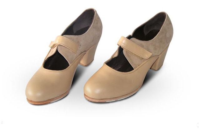 Gallardo Dance shoes. Zambra. Z014