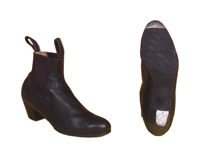 Bottines en cuir de Gallardo