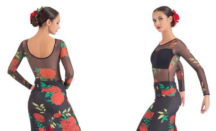 Maillots de Flamenco para Mujer. Happy Dance. Ref. 3160SPM13MRE107PM13