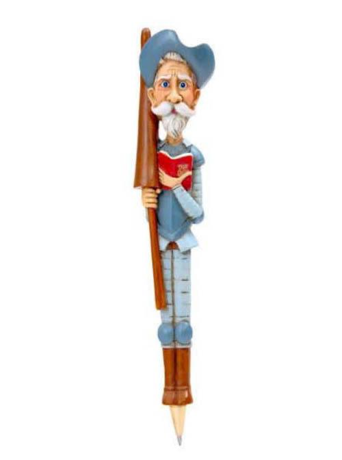 Boligrafo Don Quijote de La Mancha 3D