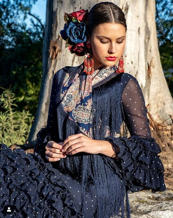 Mari Cruz 2019 Robes flamenco