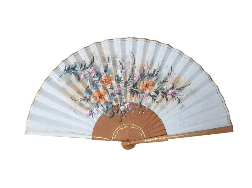 Painted Fan For Flamenco Dance ref.  55