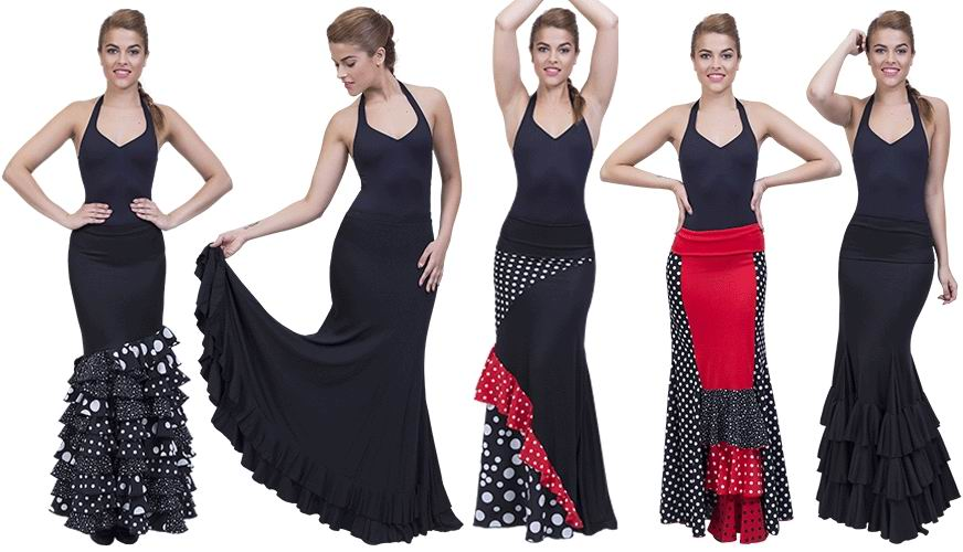 Flamenco Outfit for Women by Happy Dance