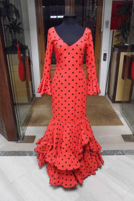 Trajes de flamenca online outlet