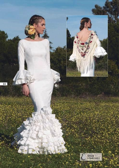 Flamenco Wedding Dresses Flamencoexport