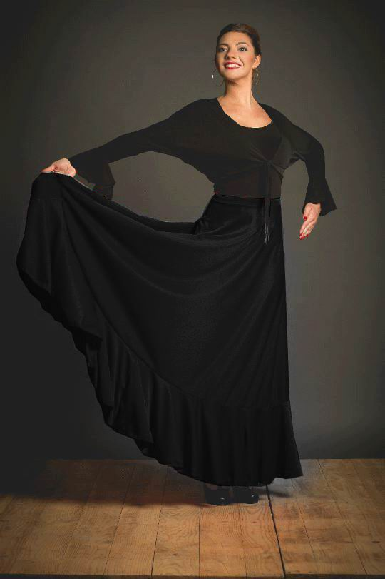 Rehearsal Skirts For Women by Davedans. Rociana