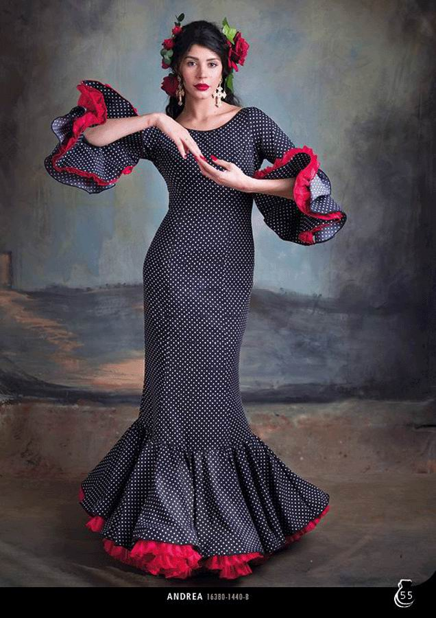 Flamenca Dress Andrea. 2020