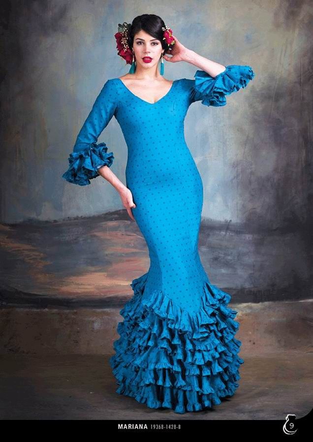 Flamenca Dress Mariana. 2020
