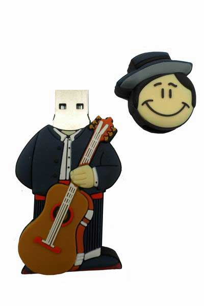 Guitarrista USB