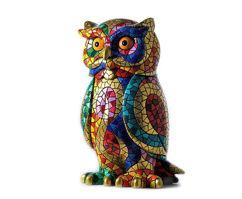9555aef1e Regalos y souvenirs de España de estilo Gaudí. Artesanía española
