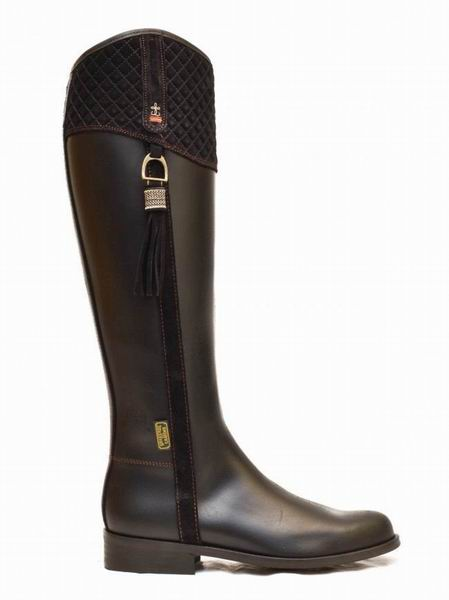 Women's Padded Horseback Riding Boots