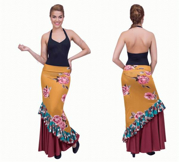 Flamenco Outfit for Women by Happy Dance. EF130-1961