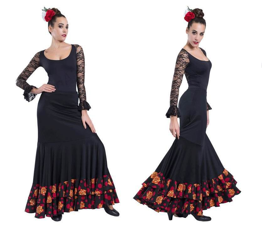 Flamenco Outfit for Women by Happy Dance. Ref. EF199-3055S