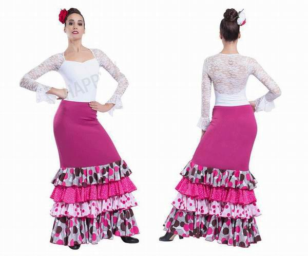 Flamenco Outfit for Women by Happy Dance. Ref. EF201-3056S
