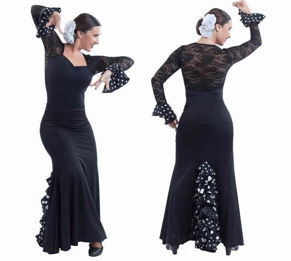 Flamenco Outfit for Women by Happy Dance. Ref. EF214-3102S