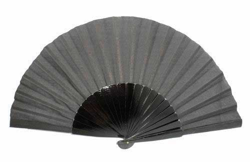 Black economical large fan