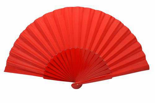 Red Economical Large Fan
