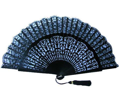 Black Godmother's fan - Ref.  491NG