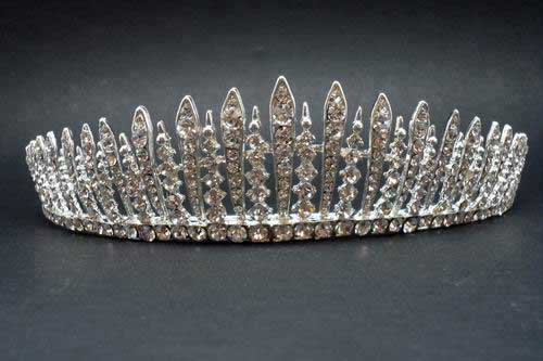 Tiara strass bar. ref. 29271