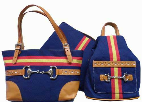 Bull-fight and Spanish Flag Handbags
