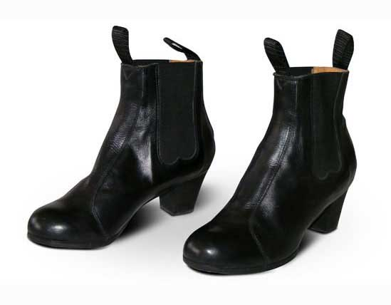Gallardo: Woman´s Leather Ankle Boots