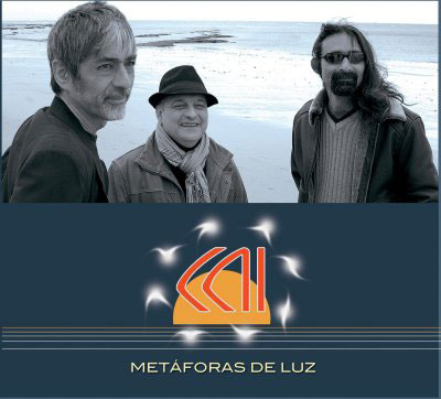 CD 『Metaforas de Luz』 Cai