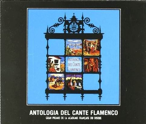 2枚組みCD Antologia del cante flamenco