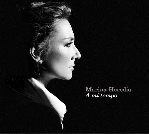 CD『A Mi Tempo』Marina Heredia