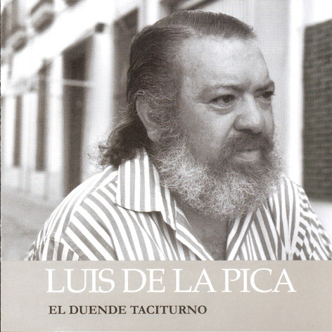 Luis de la Pica, The silent goblin (BOOK + CD)