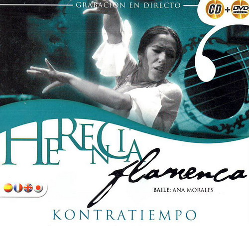 Héritage Flamenco. Kontratiempo CD + DVD
