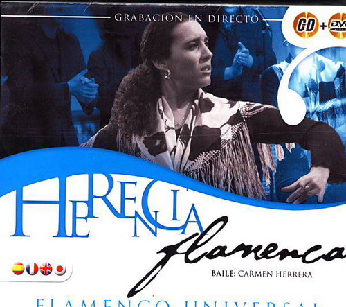 Herencia flamenca. flamenco universal CD + DVD